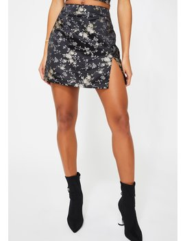 The Lola Floral Skirt by Lioness