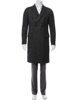 Wool Tweed Overcoat W/ Tags by All Saints