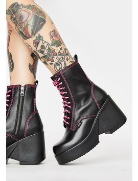 Pyramid Ankle Boots by Roc Boots Australia