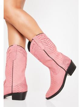 Rose Cobra Indio Boots by Roc Boots Australia