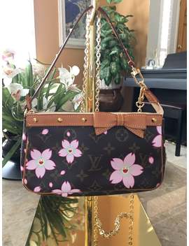 Louis Vuitton Cherry Blossom Pochette by Louis Vuitton