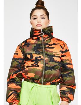 Midtown Puffer Jacket by Azalea Wang