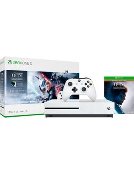 Xbox One S 1 Tb Star Wars Jedi: Fallen Order™ Deluxe Edition Console Bundle by Microsoft