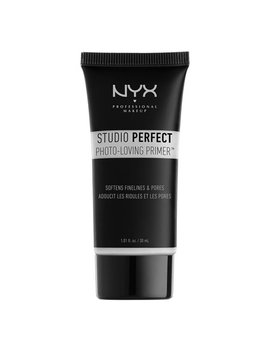 Nyx Professional Makeup Studio Perfect Primer, Clear by Nyx Professional Makeup