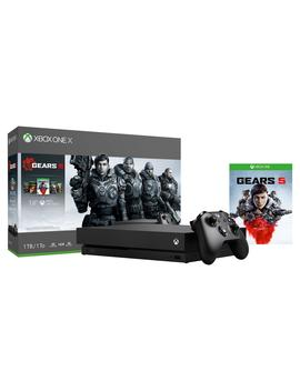 Xbox One X Gears 5 Bundle 1 Tb by Microsoft