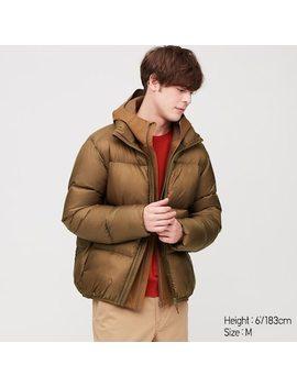 Men Ultra Light Down Puffer Jacket (17) by Uniqlo