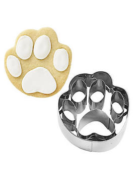 Paw Print Cookie Cutter by Lakeland