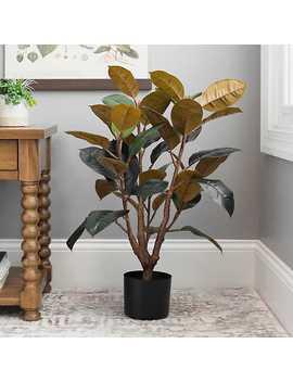 New!Oak Leaf Tree, 32 In. by Kirkland's