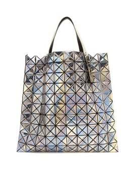 Reflection Large Metallic Tote Bag by Bao Bao Issey Miyake
