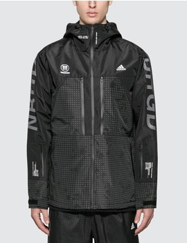 Adidas X Neighborhood Windbreaker by              Adidas Originals