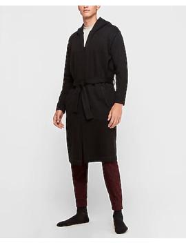 Fleece Robe by Express