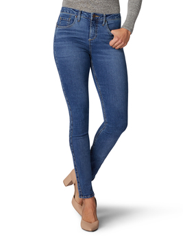 Women's Shape Illusions Midrise Skinny Jean by Lee Riders