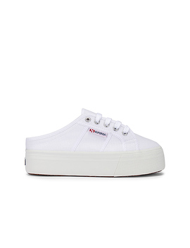 2284 Cotw Sneaker In White by Superga