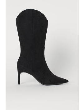 Pointed Boots by H&M