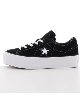 Converse One Star Platform Ox Womens by Converse