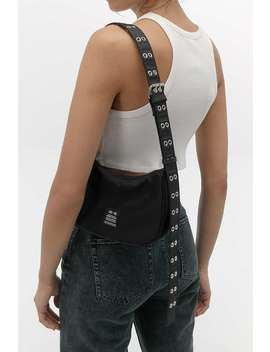 Uo Double Eyelet Strap Shoulder Bag by Urban Outfitters