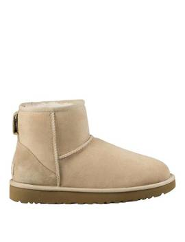 Sand Grey Classic Mini Ii Boot by Ugg