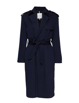 Rosha Wrap Trench by Tommy Hilfiger