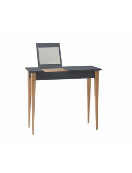 Shetland Dressing Table With Mirror by 17 Stories