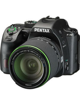 Pentax K 70 Dslr Camera With 18 135mm Lens by Ebay Seller