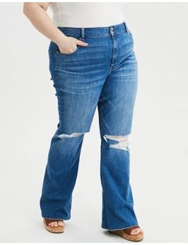 High Waisted Artist® Flare Jean by American Eagle Outfitters