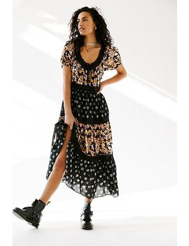 Sun Chaser Midi Dress by Free People