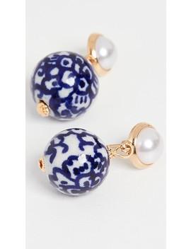 Refined Earrings by Shashi