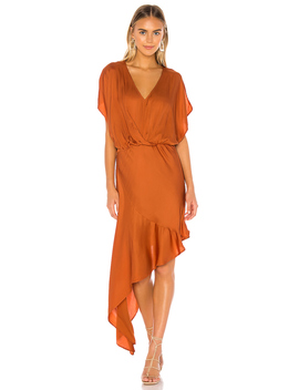 X Revolve Theia Dress by Young, Fabulous & Broke