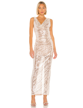 Nava Sequin Gown by Lovers + Friends
