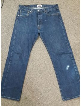 Levi's 501 Jeans   Size W34 / L30   Blue   Straight Leg by Ebay Seller