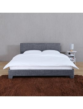 Freddy Upholstered Bed Frame by 17 Stories