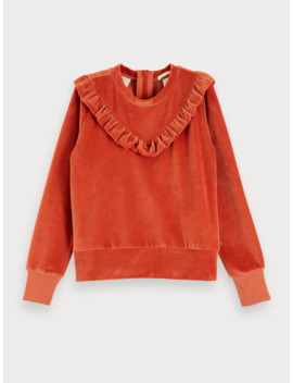 Velvet Sweater by Scotch&Soda