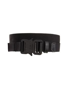 Nylon Web Belt by 1017 Alyx 9 Sm