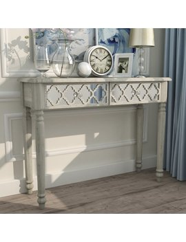Cancun Beach Console Table by Fairmont Park