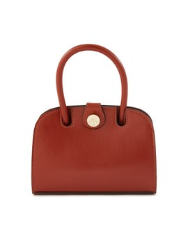 Micro Ladybird Handbag by Manu Atelier
