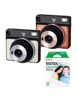 Fujifilm Instax Square Sq6 Instant Camera Bundle by Fuji Film