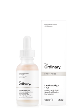 Lactic Acid 5% + Ha by The Ordinary
