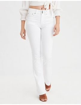 Ae High Waisted Artist® Flare Jean by American Eagle Outfitters