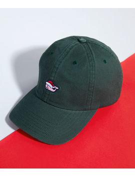 Santa Whale Baseball Hat by Vineyard Vines