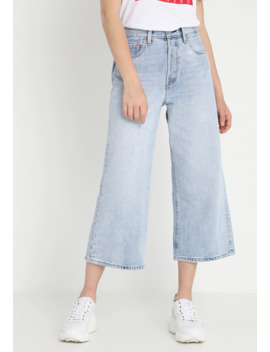 High Water Wide Leg   Flared Jeans by Levi's®
