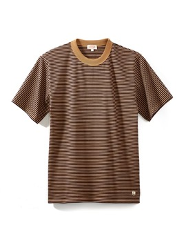 Heritage Stripe Tee by Armor Lux