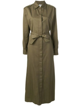 Maxi Shirt Dress by Harris Wharf London