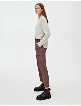 Kareli Utility Pantolon by Pull & Bear