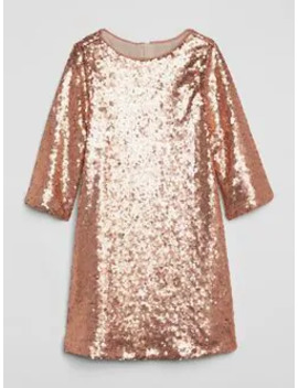 Kids Sequin Dress by Gap