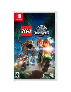 Nintendo Switch by Lego Jurassic World