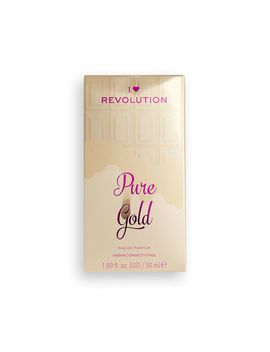 Pure Gold Eau De Parfum by Revolution