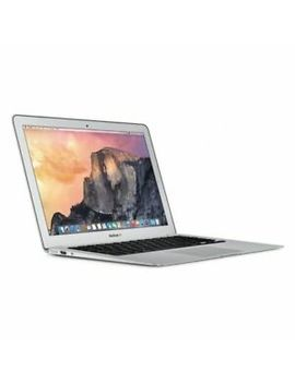 "Apple Mac Book Air 11.6"" Led Laptop 1.6 G Hz Intel I5 4 Gb 128 Gb Ssd Mjvm2 Lla 2015 by Apple"