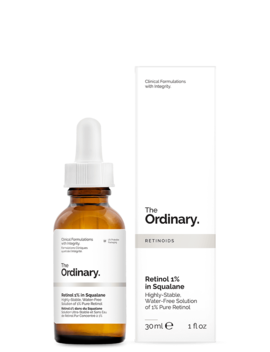 Retinol 1% In Squalane by The Ordinary
