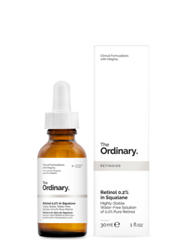 Retinol 0.2% In Squalane by The Ordinary