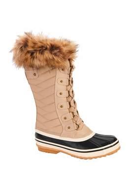 "Portland Boot Company 12\"" Faux Fur Trim Snow Boot (Women's) by Portland Boot Company"